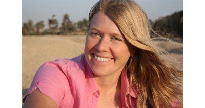 Sarah Parcak on Background Mode.
