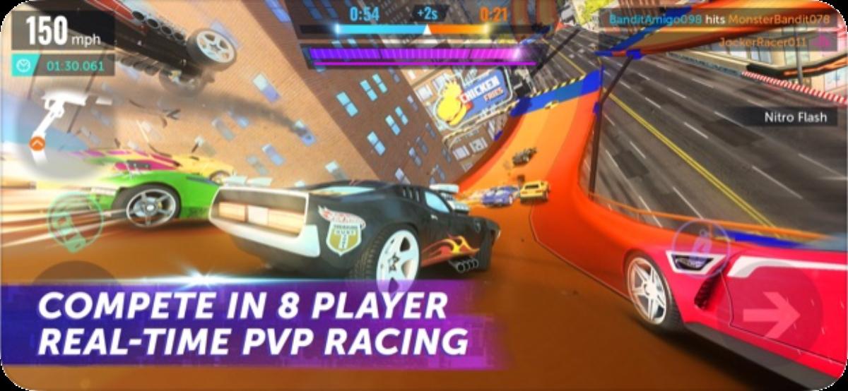 New Game Hot Wheels Infinite Loop is Out