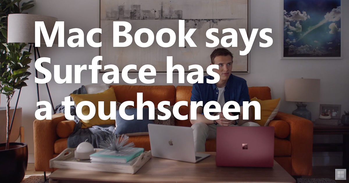 Hilarious Deconstruction of Microsoft's 'Mac Book' Surface Commercial