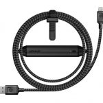 This Super Durable Lightning Cable Doubles as a Portable Charger: $19.99