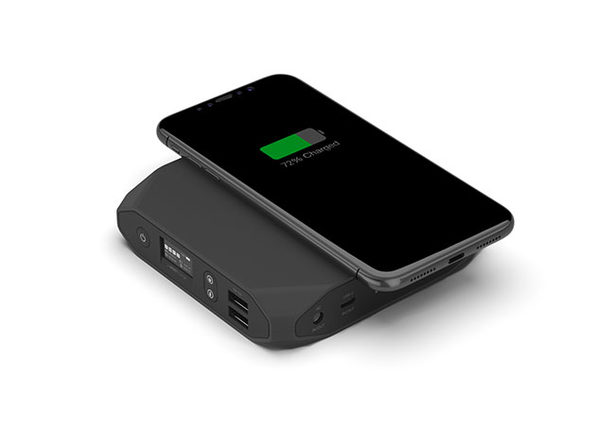 Omni 20+ Multi-Port/Wireless 20,000mAh Power Bank with AC and USB Charging: $169.15