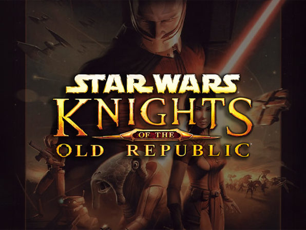 The Star Wars Knights of the Old Republic Bundle: $4.99