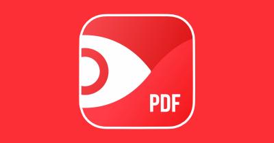 PDF expert logo
