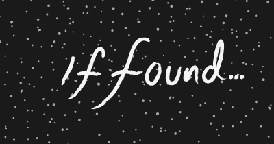 If found game header