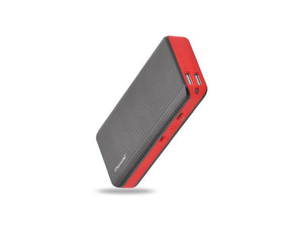 Portable 10,000mAh Power Bank: $15
