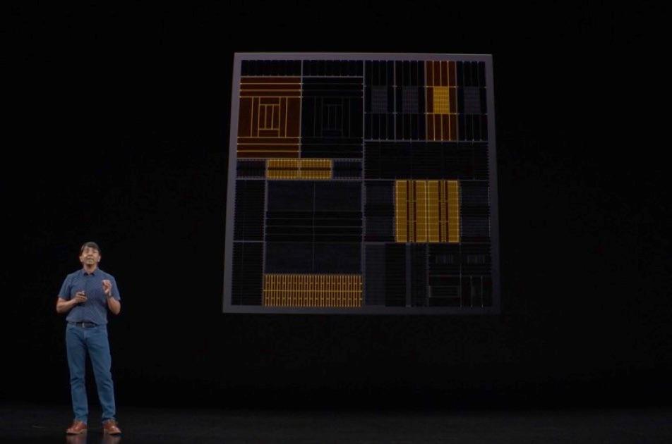 A13 architecture presentation.