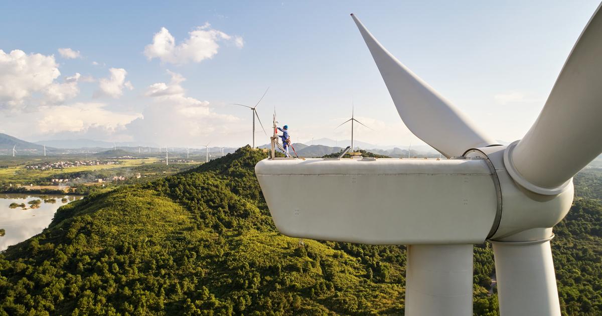 Apple China Wind Farm