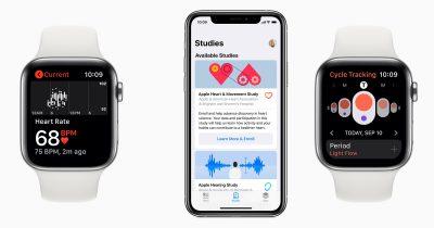 Apple Health Studies