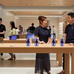 Biggest Apple Store in Japan Opening Saturday