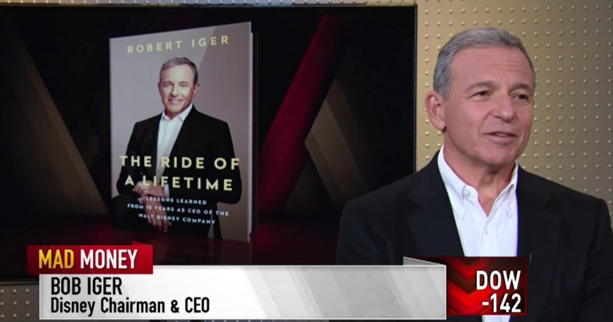 Bob Iger Reveals Why he Quit the Apple Board