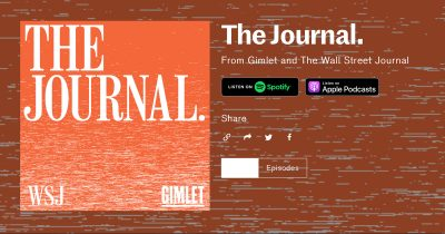 Gimlet WSJ The Journal