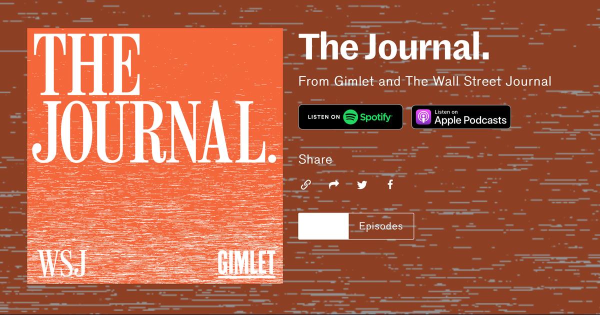Gimlet WSJ The Journal