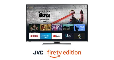 JVC Fire TV Edition