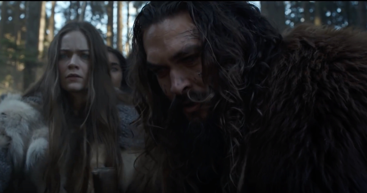 First Trailer For 'See' Starring Jason Momoa