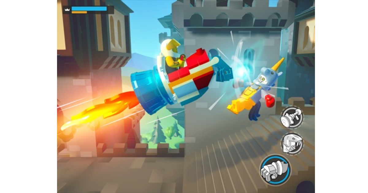 Battle it Out With LEGO Brawls in Apple Arcade