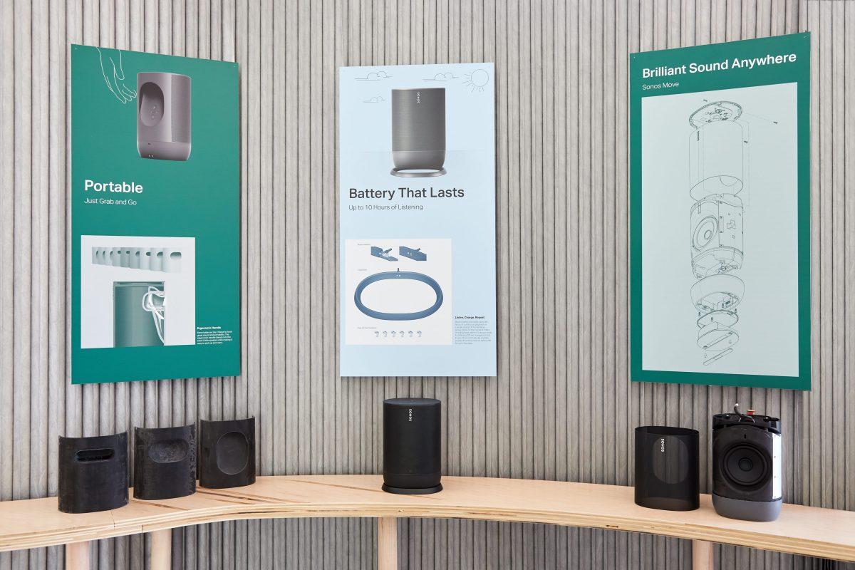 Sonos Move display NYC