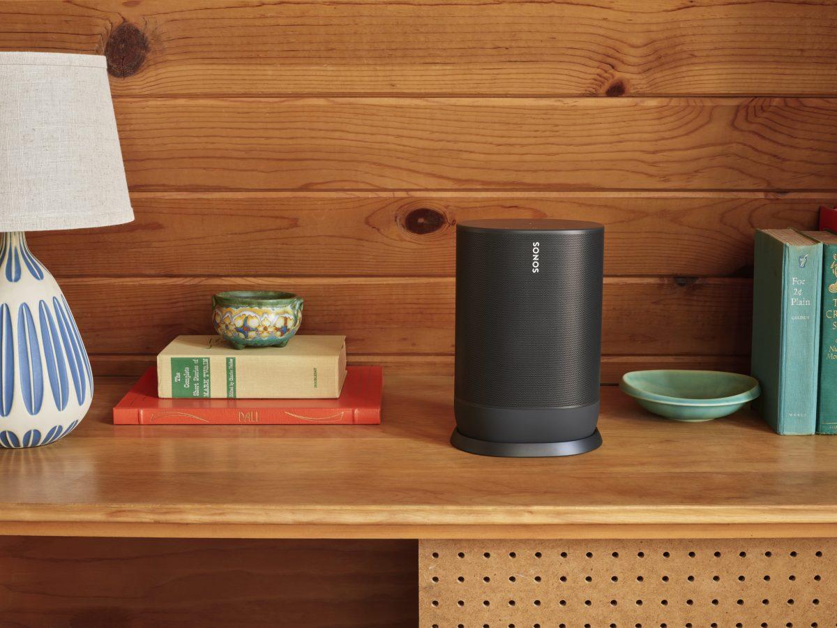 Sonos Move in home