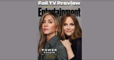 The Morning Show EW Cover