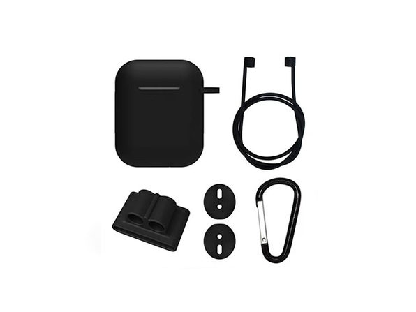 AirPod 5-Piece Case Cover and Accessory Pack: $12.99