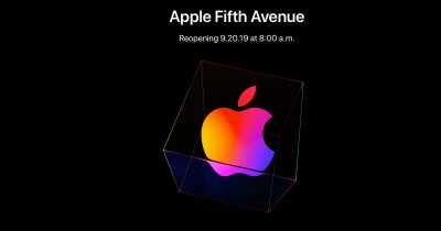 apple fifth ave reopening