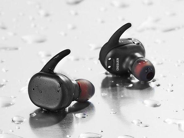 CRESUER TOUCHWAVE True Wireless Stereo Earbuds: $39.99