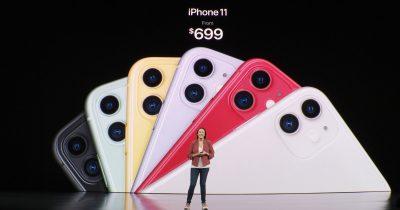 iPhone 11 reveal