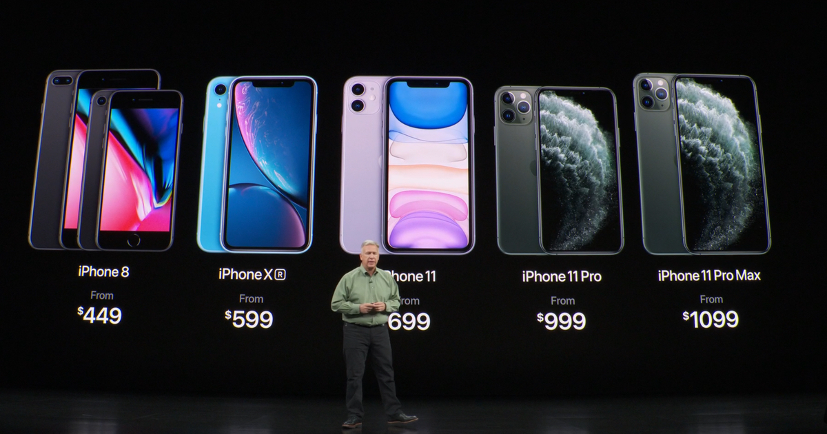 Aggressive iPhone Pricing Might Not Be Enough