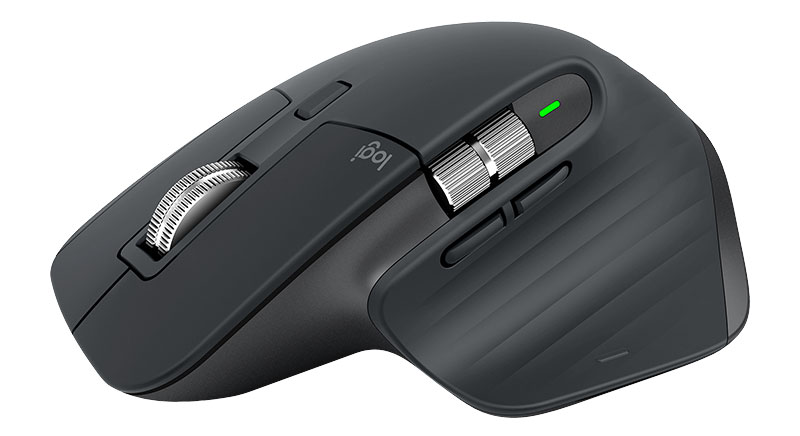 Logitech Reinvents the Scrollwheel with MX Master 3 Mouse