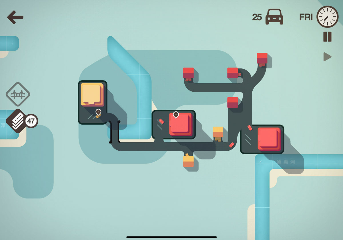 Apple Arcade: Mini Motorways Is an Addictive Strategy Game I Can't Stop Playing