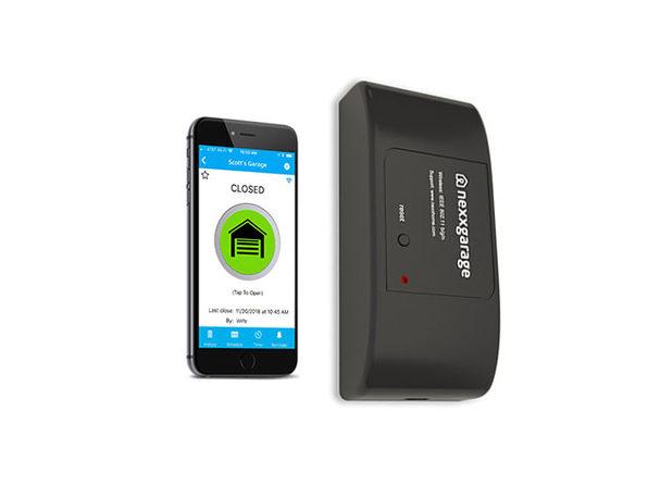 NX-100 Smart Garage Controller and Smart Plug Bundle: $79