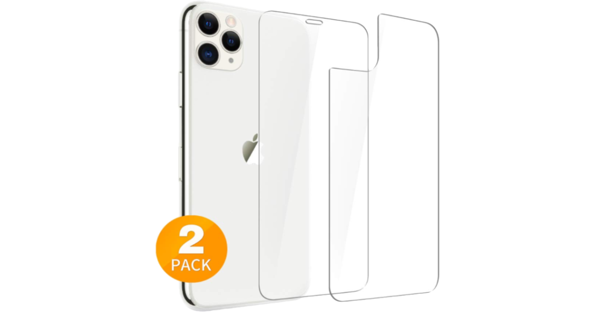 iPhone 11 screen protectors tensea