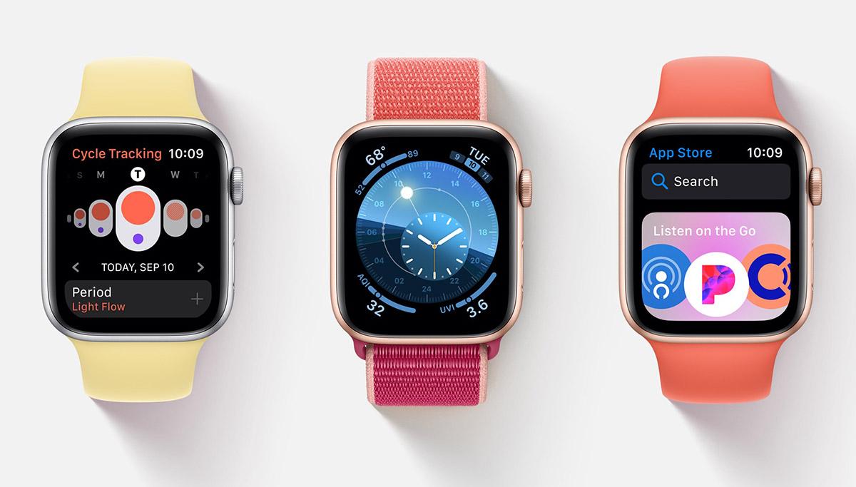 Apple Seeds watchOS Beta Five