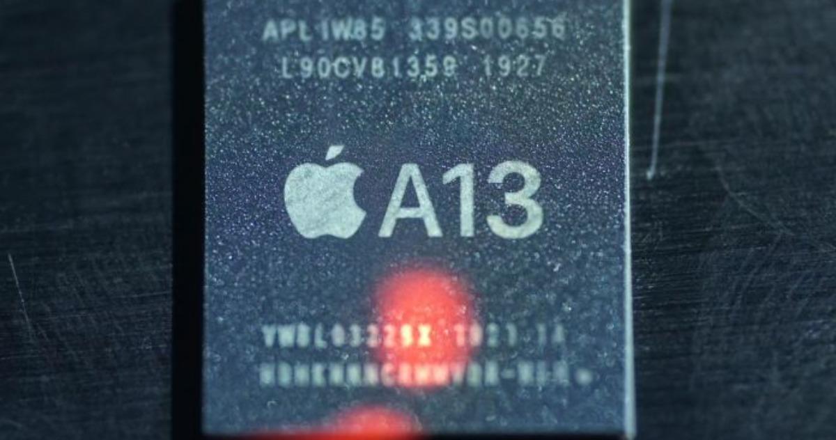A Deep Dive Into Apple's A13 Bionic Chip