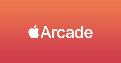 apple arcade text