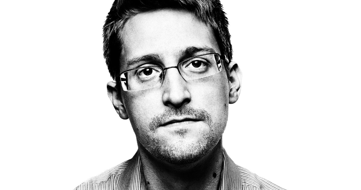The United States Sues Edward Snowden Over Book