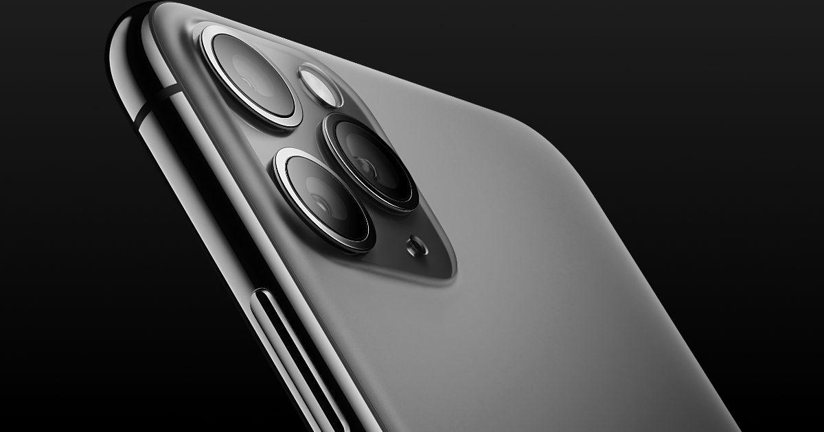 iPhone 11 Pro Triggering Small Hole Phobia