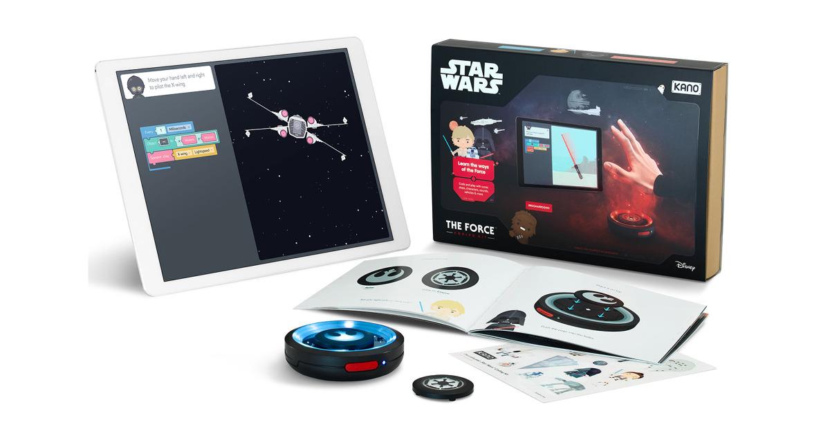 Disney and Kano Partner for Star Wars Motion Sensor Kit