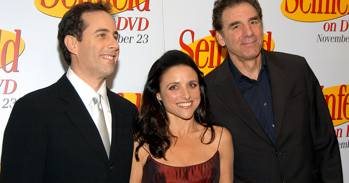 Netflix Buys Streaming Rights to Seinfeld Starting 2021