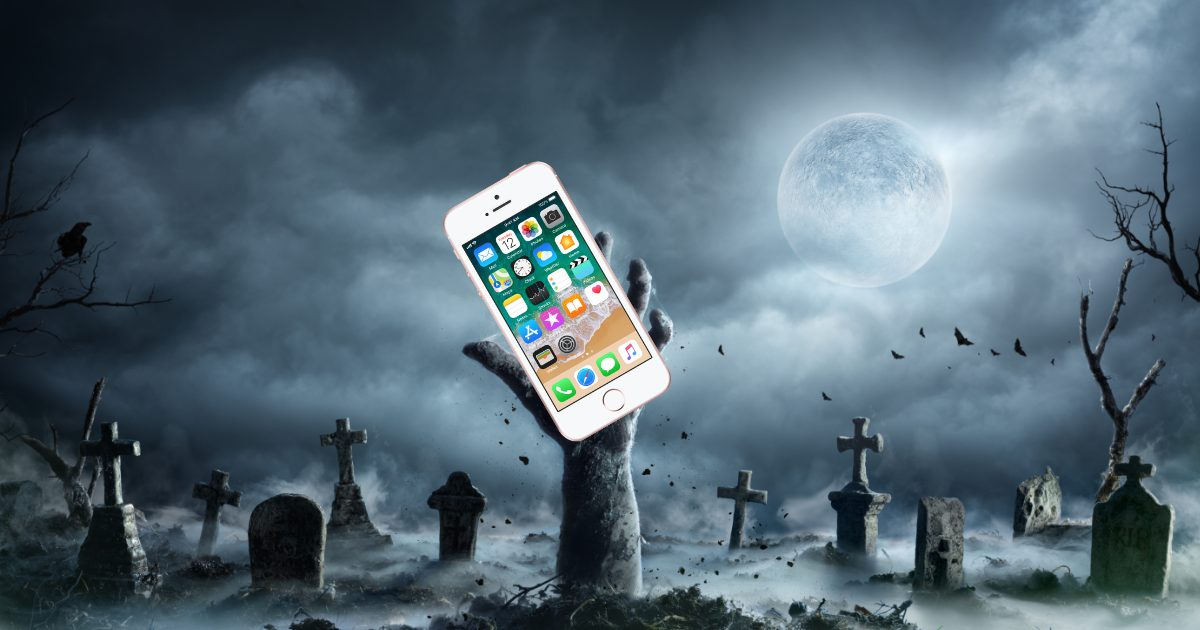 Two Zombie Rumors are Back: iPhone SE 2 and Display Touch ID