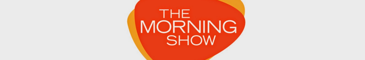 Apple TV guide the morning show