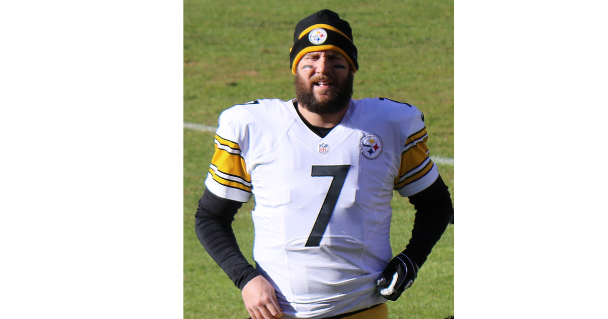 NFL to Fine Pittsburgh Steeler's Ben Roethlisberger For Wearing Apple Watch on Sideline