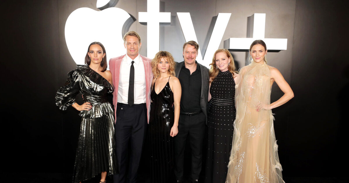 For All Mankind cast premiere