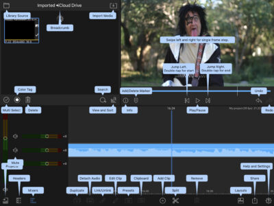 LumaFusion has everything you need to edit great video on your iPad or iPhone...