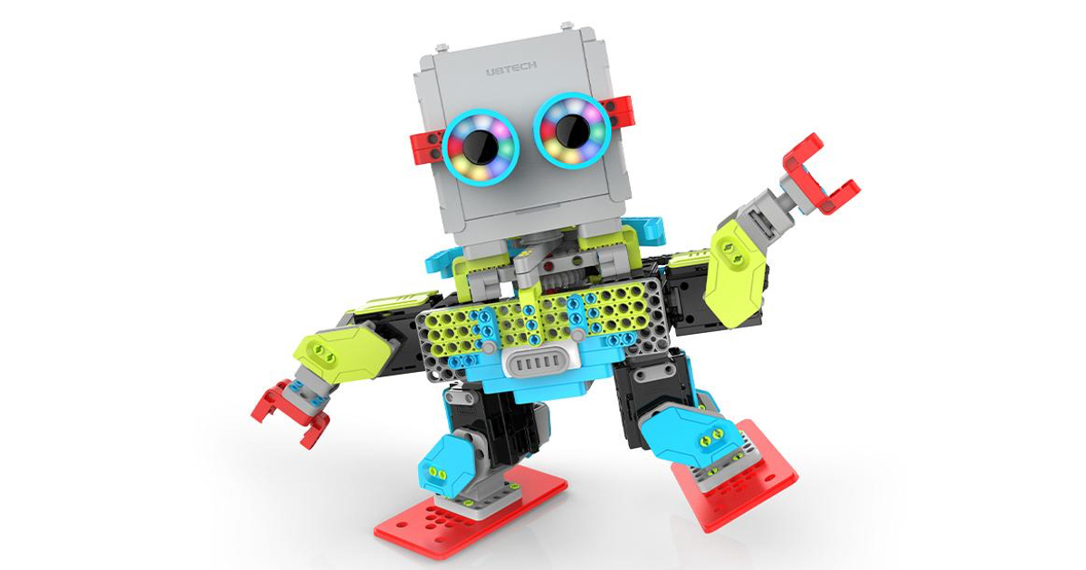 Teach Your Kid Robotics and Coding With MeeBot 2.0