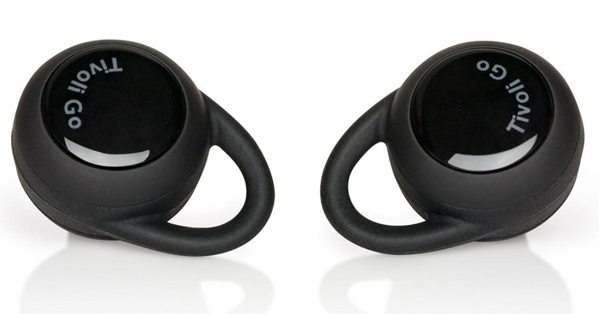 Tivoli Go Fonico earbuds