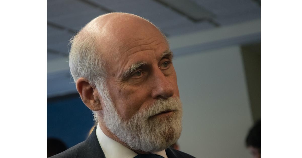 Vint Cerf's Favorite Moments From the First 50 Years of The Internet