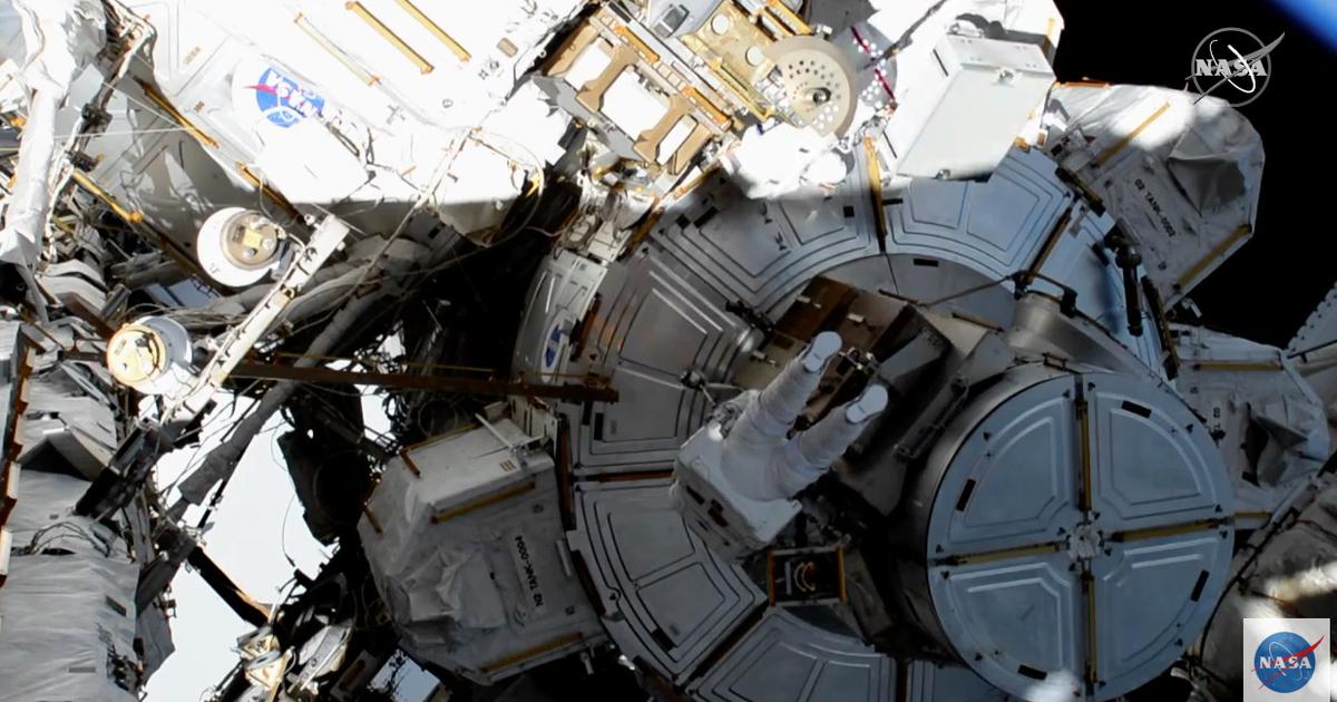 Nasa Conducts First All-Woman Spacewalk - The Mac Observer
