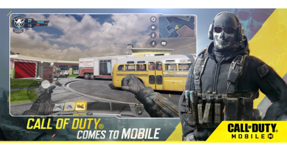 Call of Duty Finally Arrives on iOS