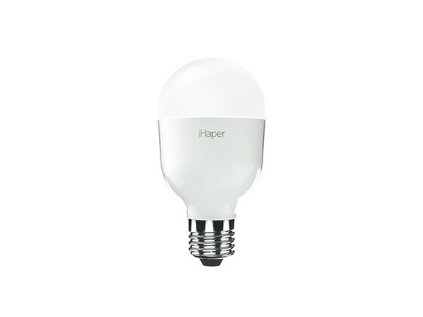 iHaper B2 E26 Smart LED Light Bulb with HomeKit Support: $15.97