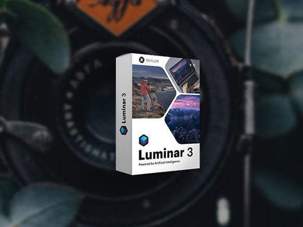 Luminar 3 Photography Software: $29
